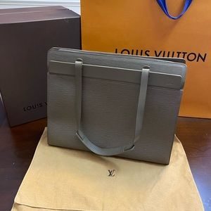 Louis Vuitton Epi Croisette GM tote bag
